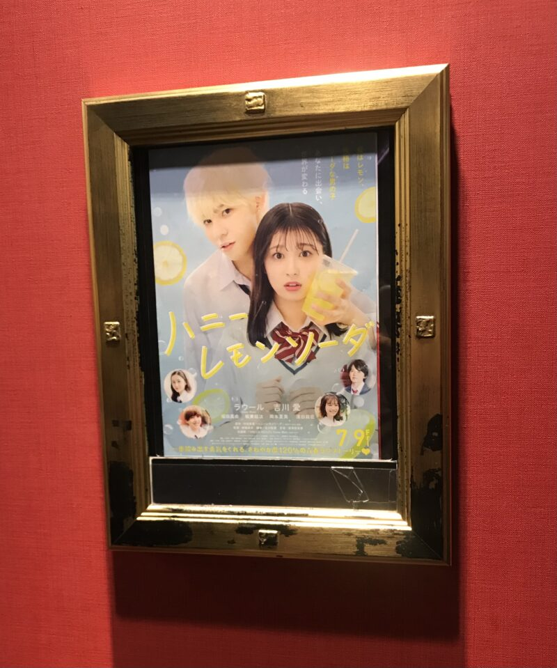 ハニレモ映画ネタバレ(ヘアオイル登場シーンはどんなシーン?)